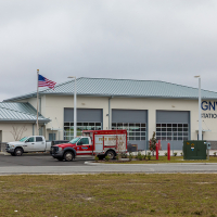 MegaLoc - Nevada Silver - Commercial Gainesville Fire Station