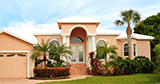 Mediterranean Style Home with Metal Roofing