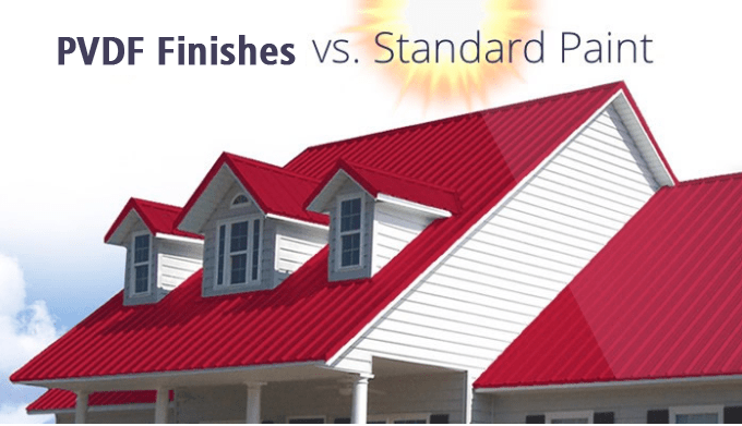 Kynar500 vs. Standard Paint