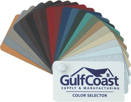 Color Charts Gulfcoastsupply