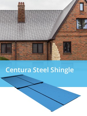 Centura Steel Shingle